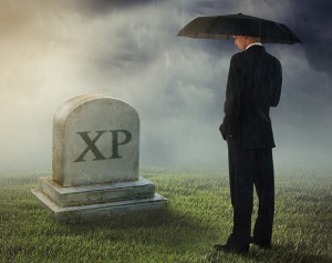 windows XP plus maintenu